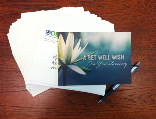 Get Well Cards For Cornea Recipients